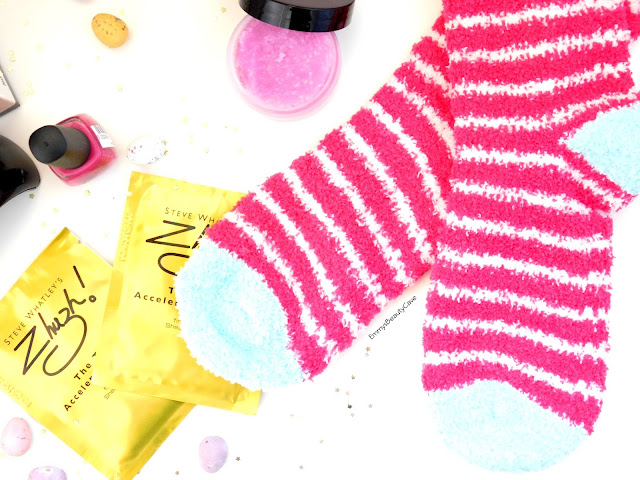Joules Fab Fluffy Socks