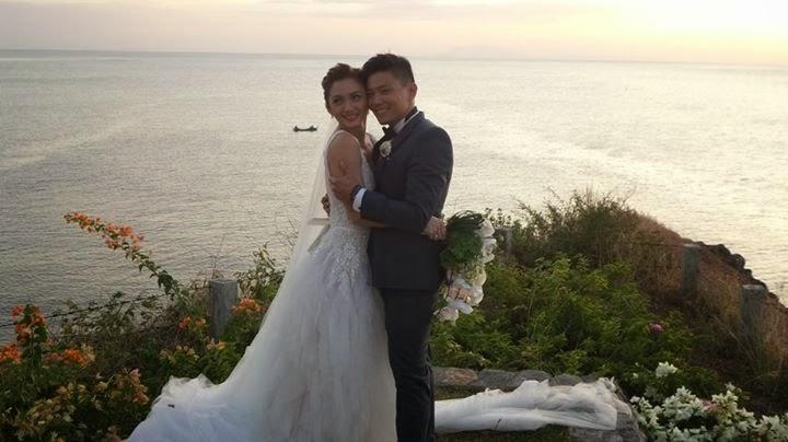 Drew Arellano Wedding