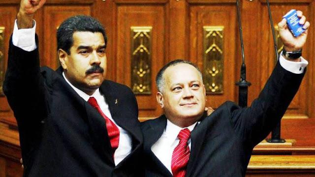 Sebin, el nuevo round Maduro Vs Diosdado