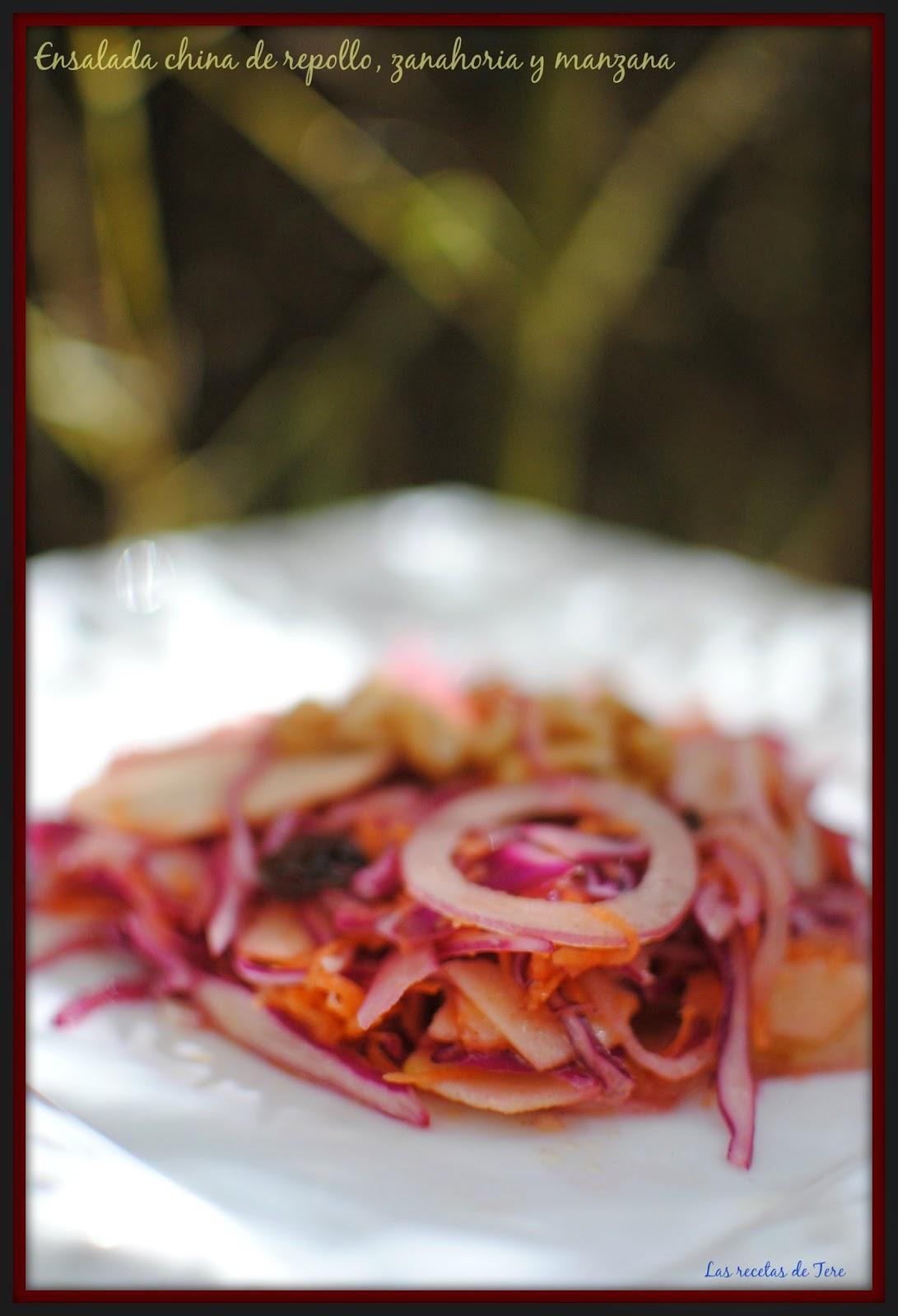 ensalada china de repollo zanahoria y manzana 02