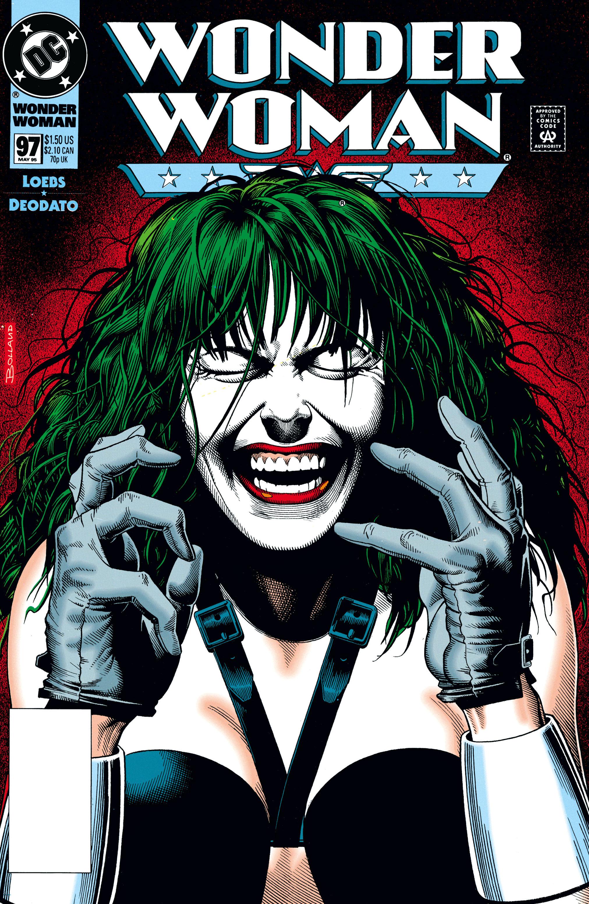 Read online Wonder Woman (1987) comic -  Issue #97 - 1