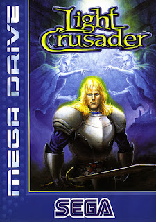 light crusader megadrive treasure