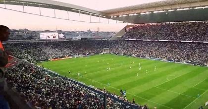 Corinthians x Palmeiras ao vivo - Tempo Real - Placar - 13/05/2018