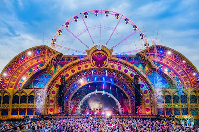tomorrowland 2016 images