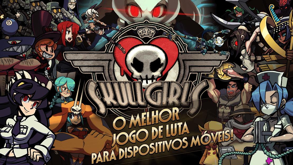 Skullgirls APK MOD Skill Infinita v 4.8.0