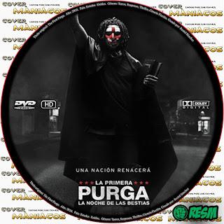GALLETA -The First Purge - La Primera Purga: La Noche de las Bestias - 12 horas para Sobrevivir: El inicio - 2018