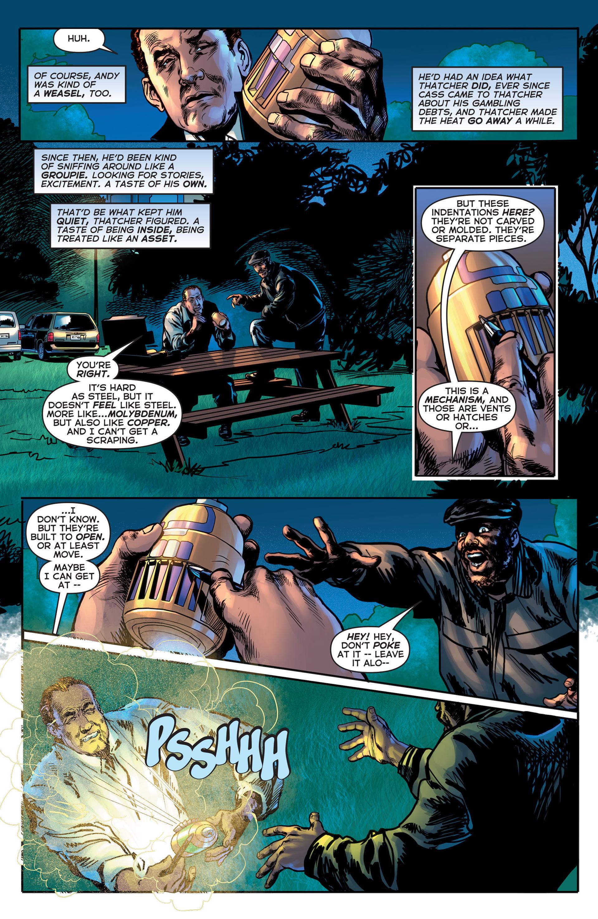Read online Astro City comic -  Issue #6 - 12