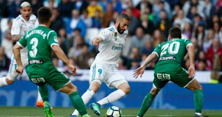 Real Madrid vs Leganes 2-1 Video Gol Highlights