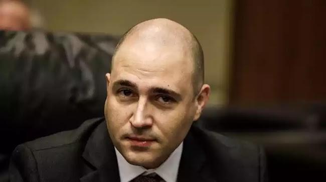 Στόχος επίθεσης με διπλό εμπρηστικό μηχανισμό έγινε ο βουλευτής της ΝΔ Κωνσταντίνος Μπογδάνος