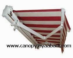 canopy kain-kanopi Awning gulung