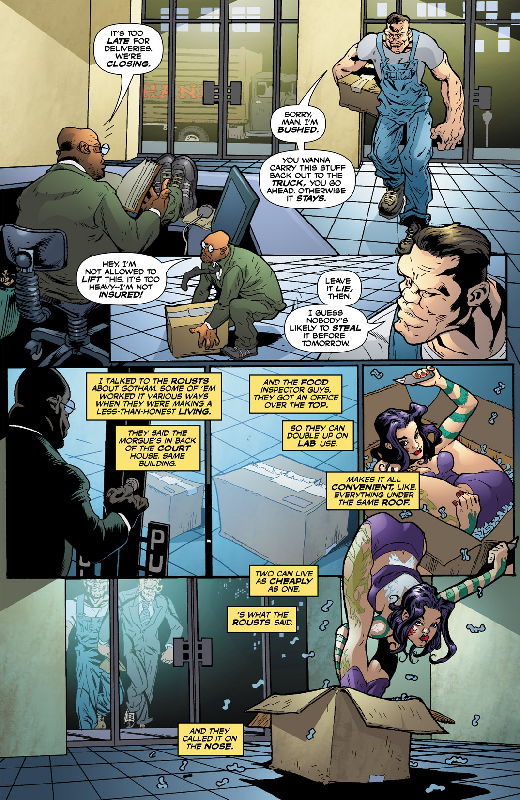 Detective Comics (1937) 802 Page 25