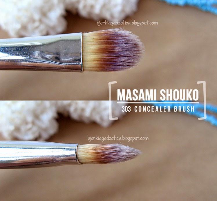Masami Shouko Concealer Brush 303