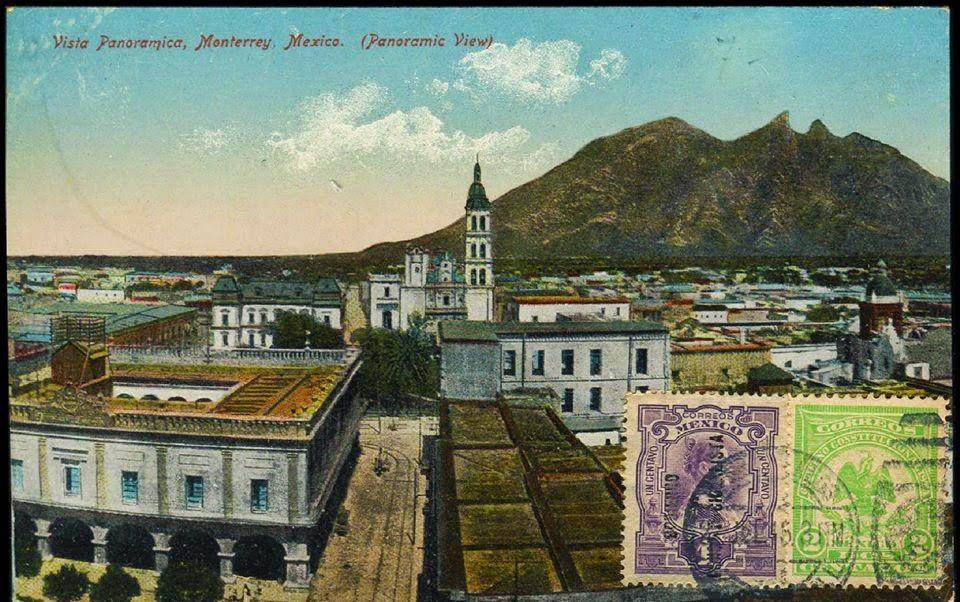 Antonio Guerrero Aguilar escribe Monterrey tierra