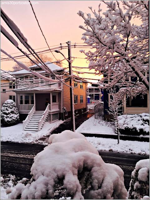 Calle Residencial Arlington, Massachusetts