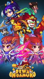 Game Dewa Ngamuk Mod APK Update Terbaru