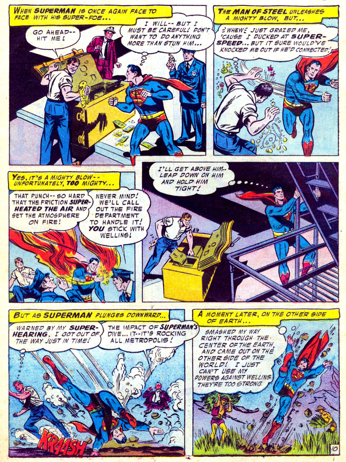 Read online Action Comics (1938) comic -  Issue #230 - 12