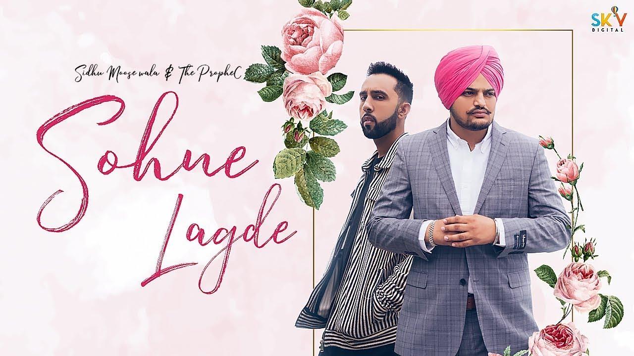 Sohne Lagde Lyrics, Sidhu Moose Wala