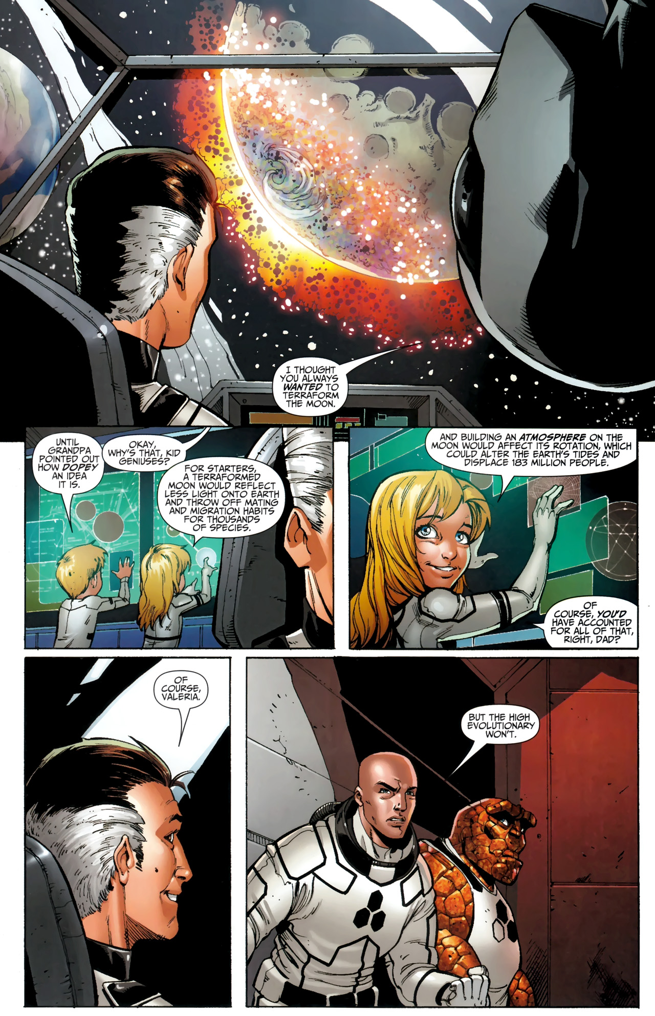 Read online Silver Surfer (2011) comic -  Issue #4 - 16