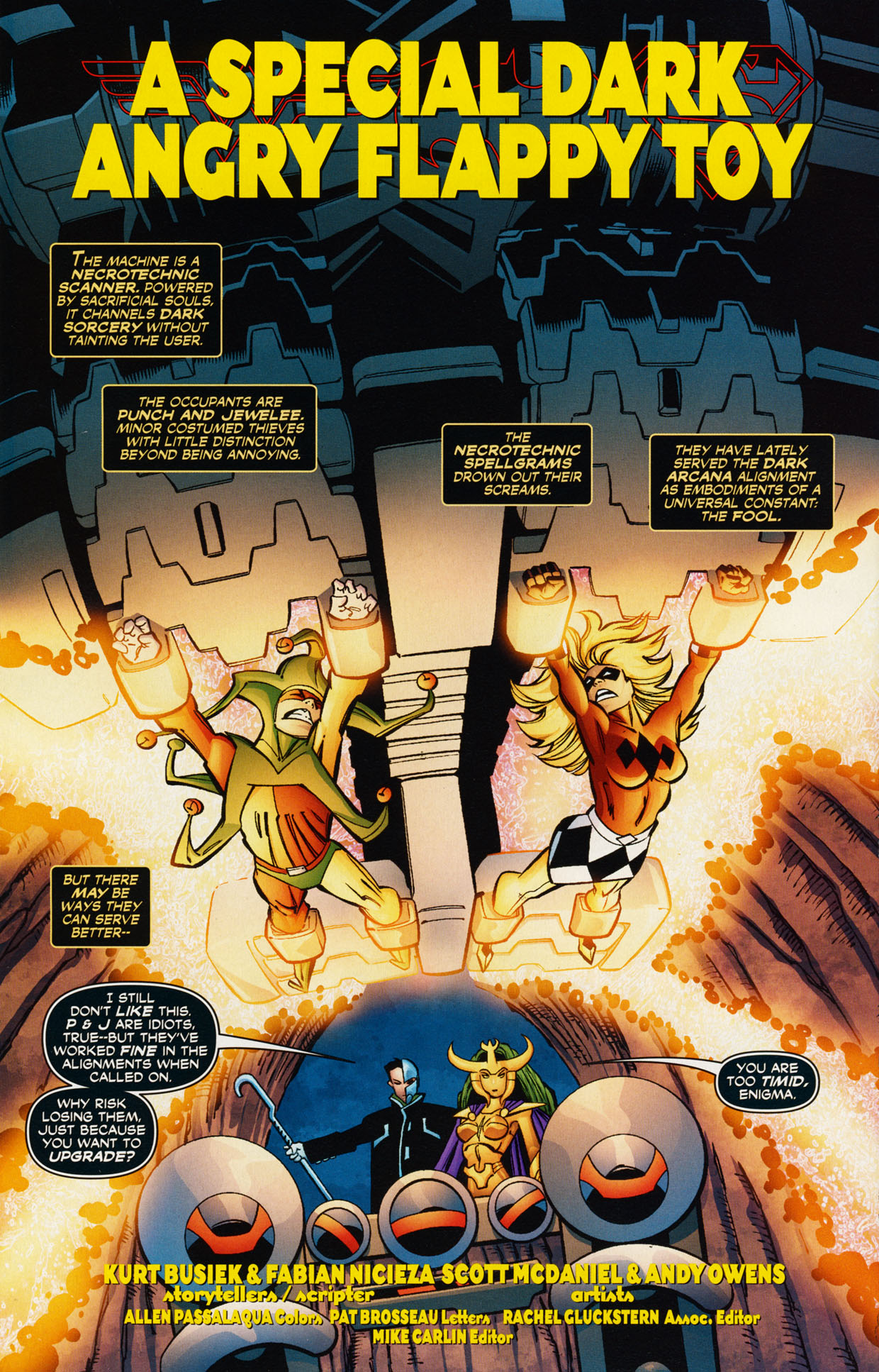 Read online Trinity (2008) comic -  Issue #37 - 17