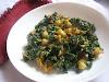 Creamy Avocado Carrot-Kale Slaw with Chickpeas