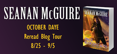 JAX'S BLOG TOUR RE-READ OF AN ARTIFICIAL NIGHT BY SEANAN MCGUIRE & 2 GIVEAWAYS!