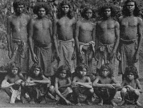 Untouchables of Malabar Kerala Dravidian Australoid