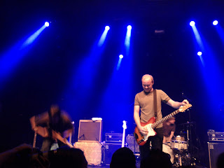 Explosions In The Sky au Bataclan, 20 mai 2011