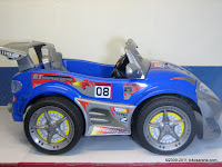 3 Pliko PK9988N Formula Battery Toy Car
