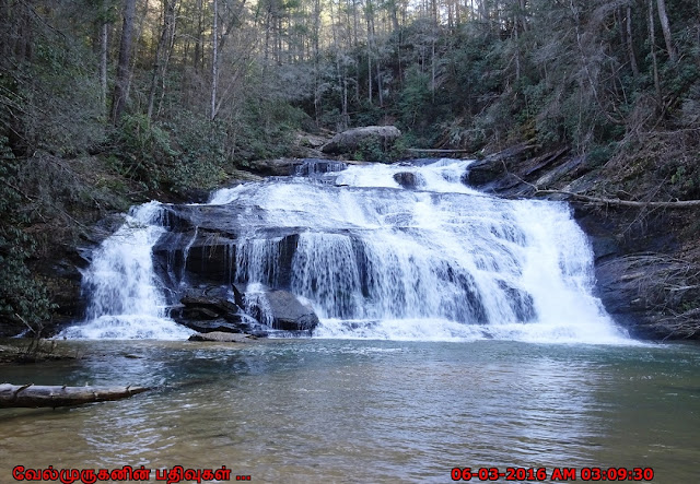 Upper Panther Creek Falls Georgia