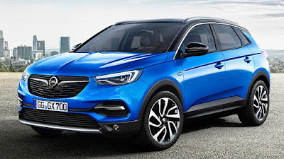 Opel Grandland X Conhece o maior crossover da Opel