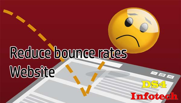How to Reduce bounce rates of your Website