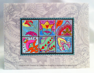Art Gone Wild! and Friends Product Catalog for Catherine Scanlon Designs