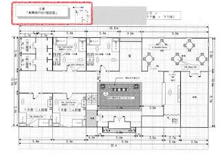 Choubu Inn document header
