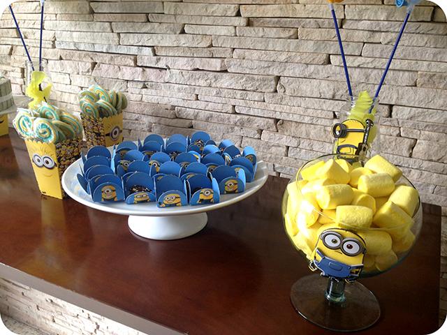 Decoração Festa dos Minions