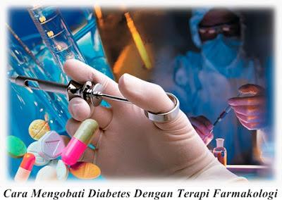 Cara Mengobati Diabetes Dengan Terapi