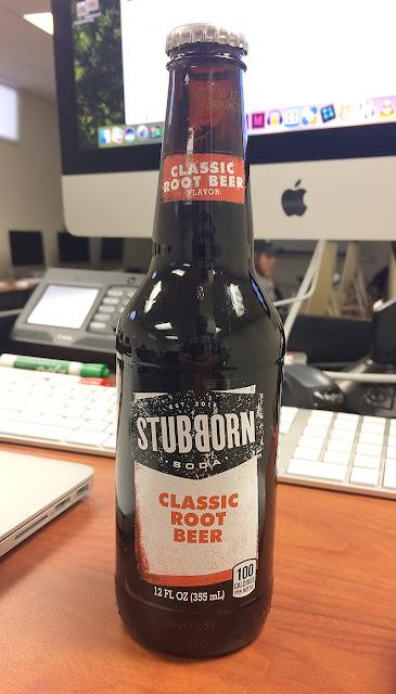 Stubborn Classic Root Beer