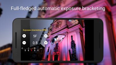 Download Camera FV-5 v3.01 Apk – DSLR di Android