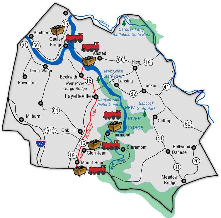 Coal In West Virginia: Mount Hope's Coal Legacy