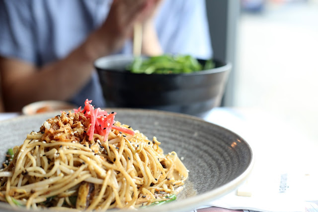 New Wagamama Cheltenham Restaurant Review