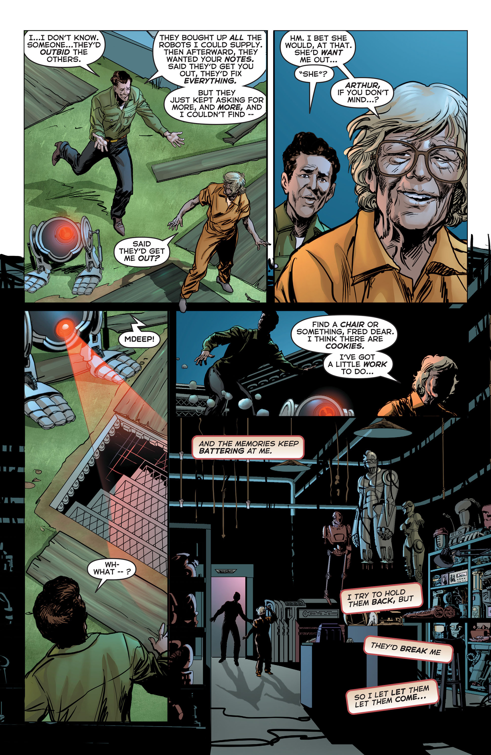Read online Astro City comic -  Issue #15 - 11