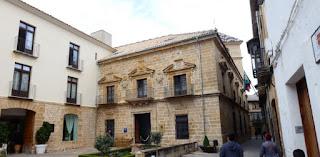 Úbeda, Palacio de los Condes de Guadiana.