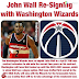 Breaking: John Wall Doesnt' Want to be Traded, Signed a Max Deal with the Wizards