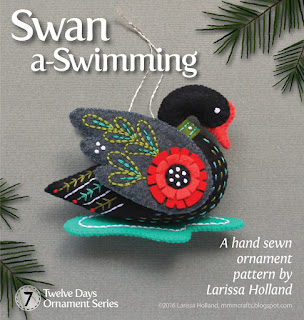 Swan a Swimming pattern