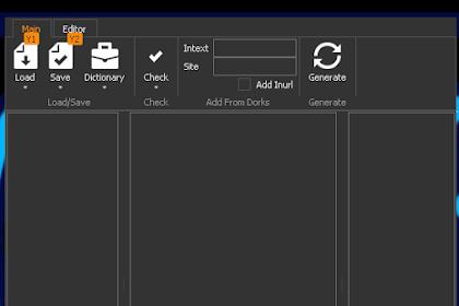 Software Pembuat Dork Dan Cara Menggunakannya