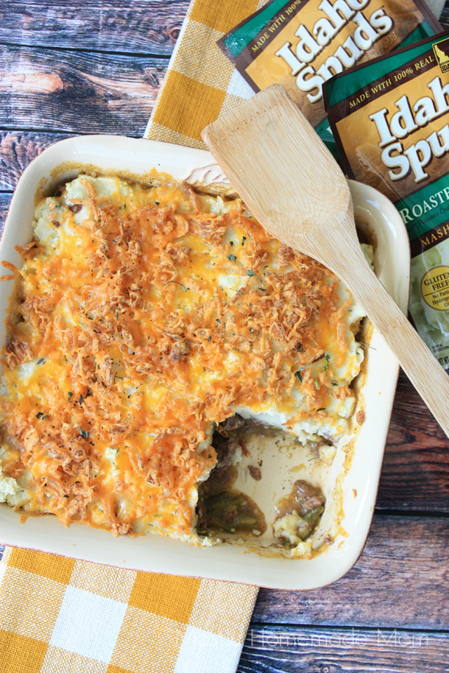 Green Bean Casserole Shepherd s Pie