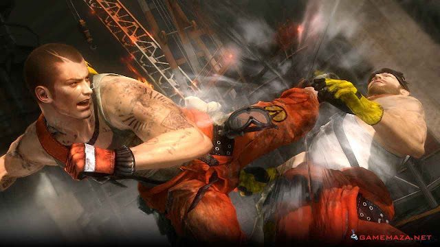 Dead or Alive 5 Last Round Gameplay Screenshot 4