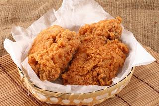 طريقة عمل بروستد دجاج مقرمش من المطبخ الخليجي بسهولة