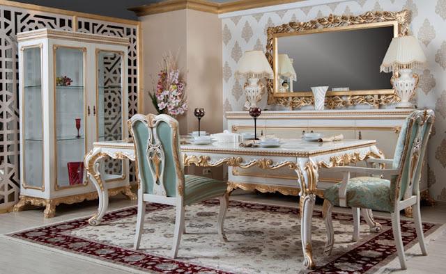 salles à manger classiques chic