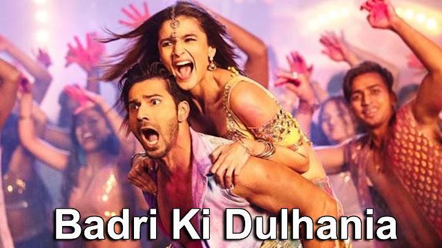 Badri Ki Dulhania Lyrics   Alia   Varun   Neha Kakkar