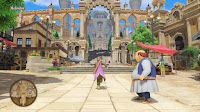 Dragon Quest XI - Echoes of an Elusive Age - Heliodor Daytime